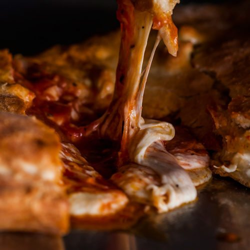 southern shores outer banks pizza cheesy
