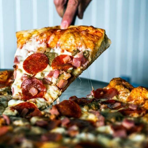 southern shores pizza deli outerbanks nc pizza slice