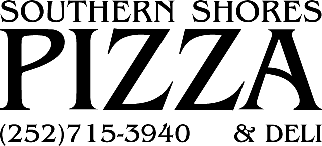 southern shores pizza logo